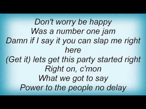 19342 Public Enemy - Fight The Power Lyrics