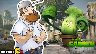 Plants vs Zombies: Garden Warfare - Attack Crazy Davy's Sweet Mansion