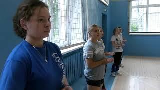 Урок физической культуру для обучающихся со слуховой депривацией 10 класса. Тема: волейбол.