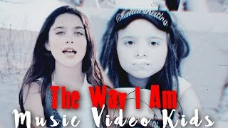 Music Video Kids | The Way I Am