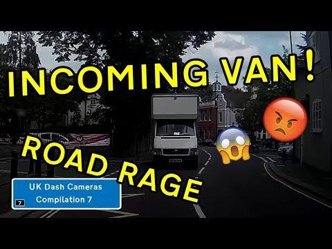 UK Dash Cameras - Compilation 7 - 2019 Bad Drivers, Crashes + Close Calls