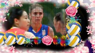 中国女排vs荷兰女排里约奥运半决赛 (台湾解说) China vs Netherland Volleyball Rio Olympics Semi-final