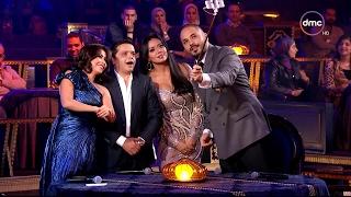 إنتظروا نجم الكوميديا محمد هنيدي و رانيا يوسف و رامي عياش في شيري ستوديو الأربعاء الـ 9 مساءً