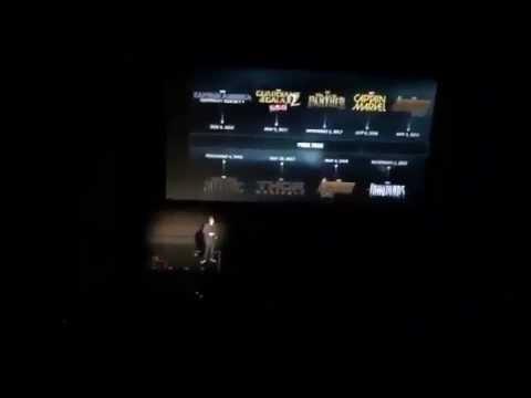 Avengers 3: Infinity War Teaser Tailer