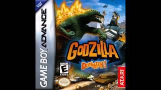 12 Meteor X ~ Mecha-King Ghidorah Battle - Godzilla: Domination! [GBA]