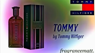 """MFO: Episode 100: Tommy by Tommy Hilfiger (1994) """"The American Dream"""""""