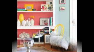 Awsome Bookshelf decorating ideas