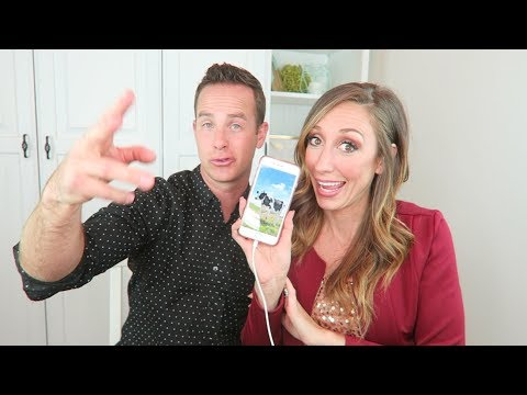A look inside our PHONES! iPhone hacks, favorite apps, secret texts