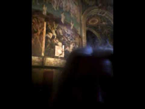 Angel Cuddle Trails at Albi Cathedral, France & Mary Magdalene Channeled Blessing
