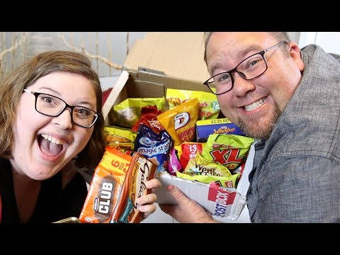 Americans Try British Treats   Subscriber Mail