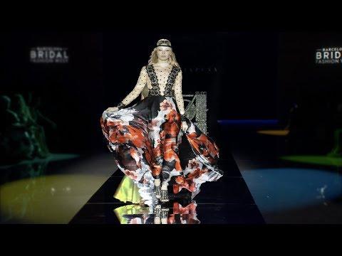 Sonia Pena   Bridal 2019   Barcelona Bridal Fashion Week 2018