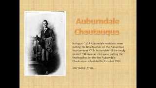 Chautauqua 2014