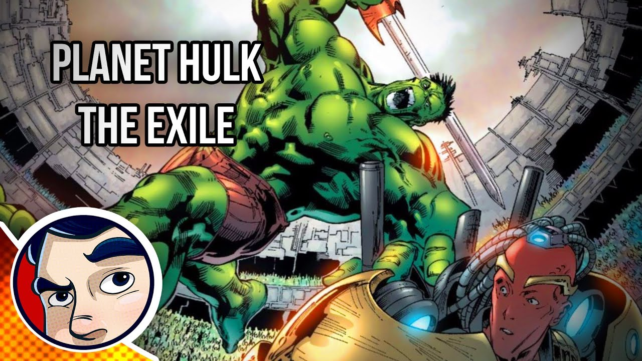 "Planet Hulk ""Hulk Vs Silver Surfer"" - Complete Story - YouTube"