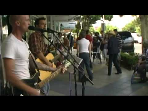 Street  Performers - Central Coast Country Music Festival March 2010
