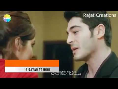 Mere mehboob qayamat ho gi | Sad Verison | Hayat and Murat |