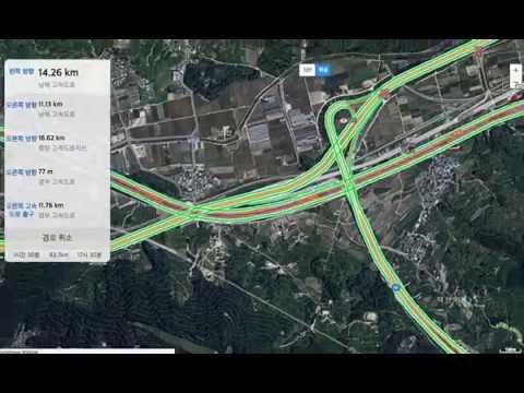 Naver Map & SK Tmap Api Test