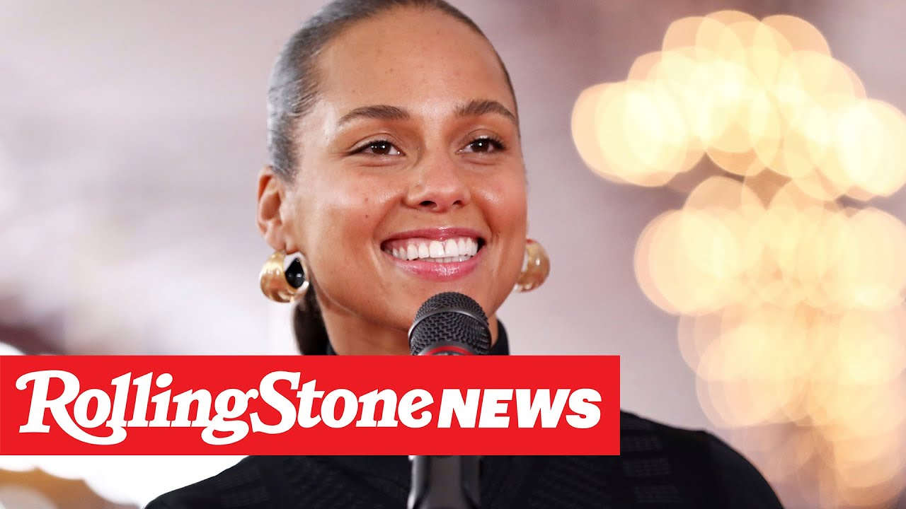 Alicia Keys Had to Audition in Front of Prince to Cover His Song | RS News 4/7/20