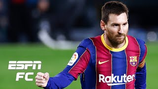 Lionel Messi 'outstanding' In Barcelona Win, But Is The La Liga Title Race Over?   ESPN FC
