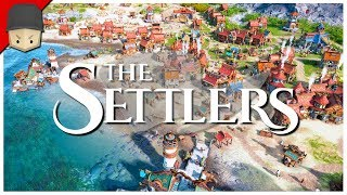 The Settlers - Exclusive Gameplay Footage