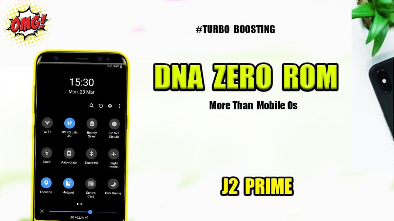 Dna Zero Rom For J200G : Vibrance Ux For J2 Prime 100