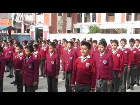Suryodaya Jyoti Secondary Boarding School Visit in Kathmandu Nepal