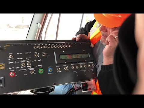 Etnyre Distributor - Recommended Cab Controls Procedure