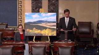 Heinrich Delivers Floor Speech On Importance Of Public Lands Package