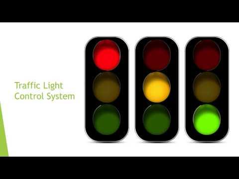 Traffic Light Control System- Digital Logic Design Project