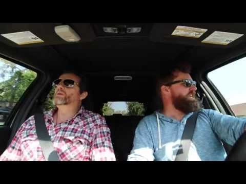 Louis & Patrick Go for a Drive