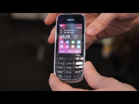 Nokia Asha 202 en 203 hands-on
