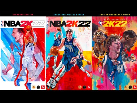 NBA 2K22 - WHICH EDITION SHOULD YOU BUY? |