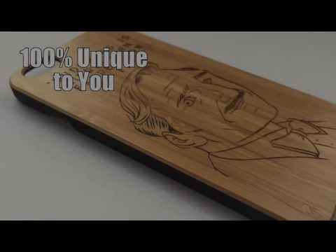 Wood Cell Phone Case