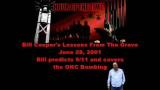 Bill Cooper Predicts 9/11 & Covers The Oklahoma City Bombing Part 1/4