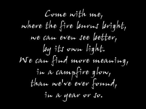 On My Honour Lyrics