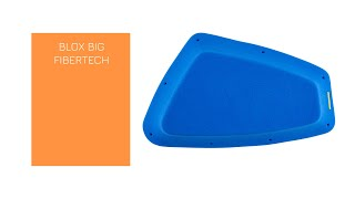 Video: BLOX BIG FIBERTECH - Geometric and stylished shape for this series of macros.