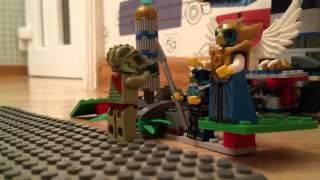Мультфильм лего чима 5 сезон 1 эпизод