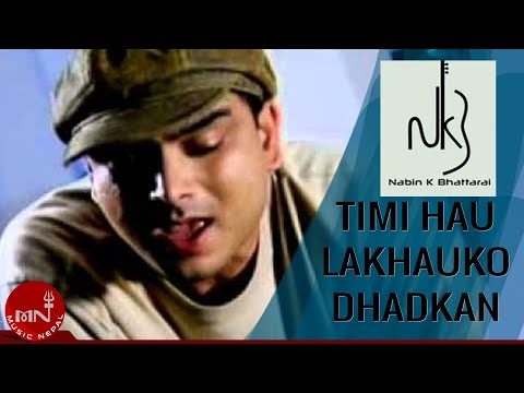 Nabin K Bhattarai | Timi Hau Lakhau Ko Dhadkan | Latest Nepali Pop Song | Music Dot Com