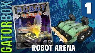 Robot Arena (PC), Version 1.0.0.4 | Gatorbox