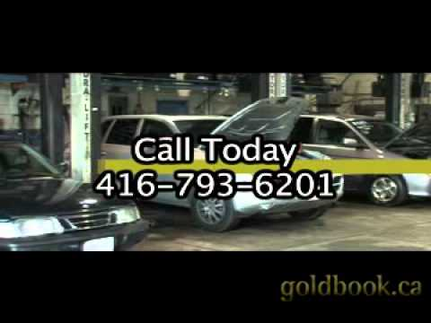 A BR Auto Body Shop Collision and Repair in Brampton, ON - Goldbook.ca