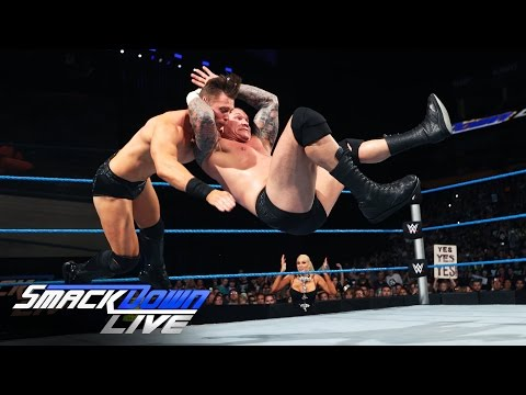 Randy Orton vs. The Miz: SmackDown Live, July 26, 2016