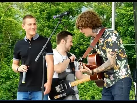 "Matt McAndrew & Chris Jamison ~ ""LostStars"" - Lake George, NY 2015"