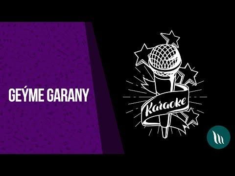 Geýme garany | 2019 (Karaoke)