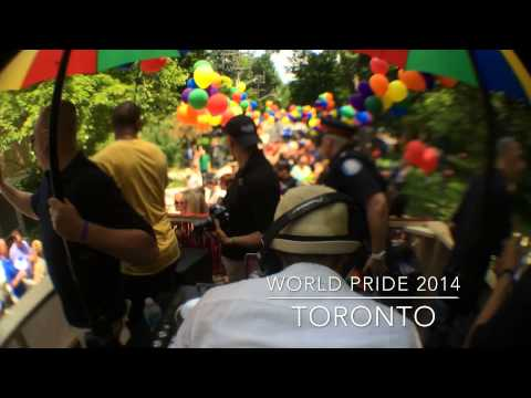 World Pride 2014 Toronto - Dj's Mike Vibe & Mello D