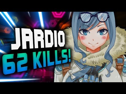 JARDIO MEI 62 ELIMS! ROAD TO TOP 1! [ OVERWATCH SEASON 14 TOP 500 ] thumbnail