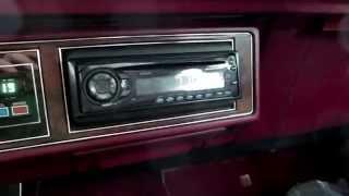 1990 Buick Ultra Park Avenue