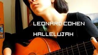 Hallelujah - Leonard Cohen (Cover)