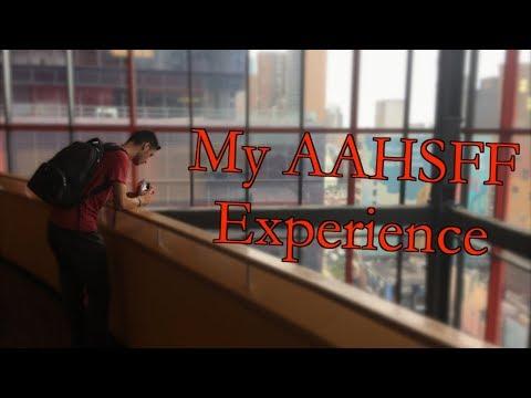 My All American High School Film Festival Experience (2017)