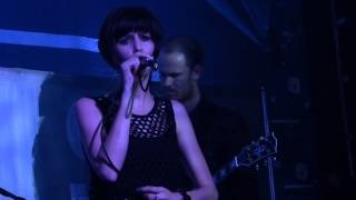 The Jezabels - Psychotherapy live Gorilla, Manchester 25-02-14
