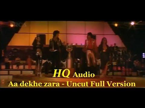 Aa dekhe zara Kisme Kitna Hai Dum - Uncut Version (Rocky - sunjay dutt , Tina moonim)