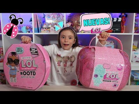 NUEVAS L.O.L! Bigger y Calendario de adviento  Los juguetes de Arantxa